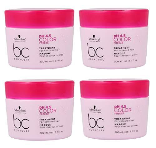 Schwarzkopf Bonacure Ph 4.5 Color Freeze Mask Traitement pour cheveux colorés 200 ml