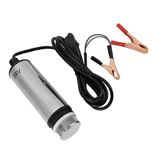 CHHD Bomba Sumergible de Transferencia Bomba de Transferencia de líquido o Agua Aceite Diesel Herramienta de reabastecimiento de Queroseno Acero Inoxidable