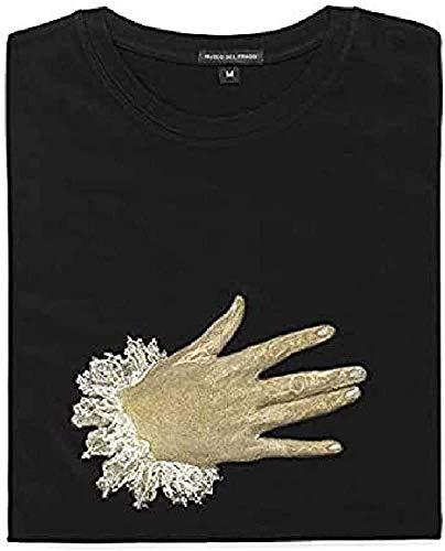 """Camiseta Museo del Prado """"Mano en el pecho-El Greco"""""""