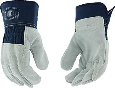 IRONCAT IC65 Premium Split Cowhide Leather Work Gloves