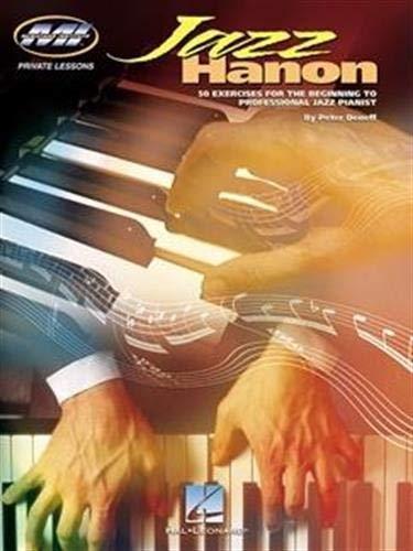 M. I. Jazz Hanon: Noten für Klavier: Private Lessons Series