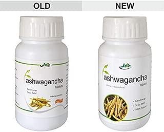 Jain Ashwagandha 850Mg Tablet - 60 Count (Pack of 2)