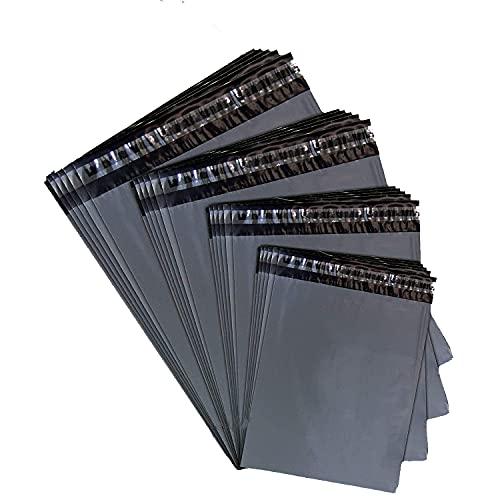 100 x Mixed Grey Mailing Poly Po...