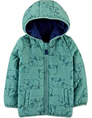Simple Joys by Carter's Chamarra Acolchada Outerwear-Jackets Niños