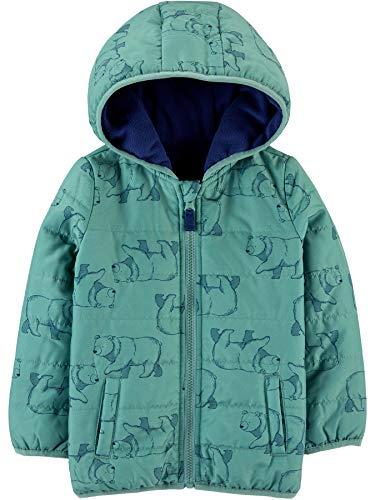 (31% OFF Deal) Puffer Jacket – for 2yrT GREEN $18.89