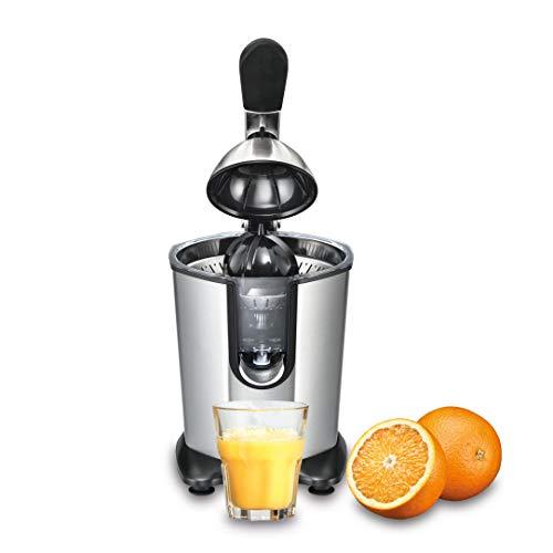 Solis Citrus Juicer 8453 - Exprimidor eléctirco - licuadora para zumos automático - acero inoxidable - 160W