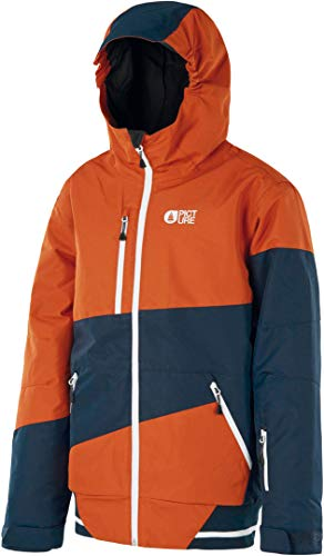 Picture Slope Jacket 2020 Brick