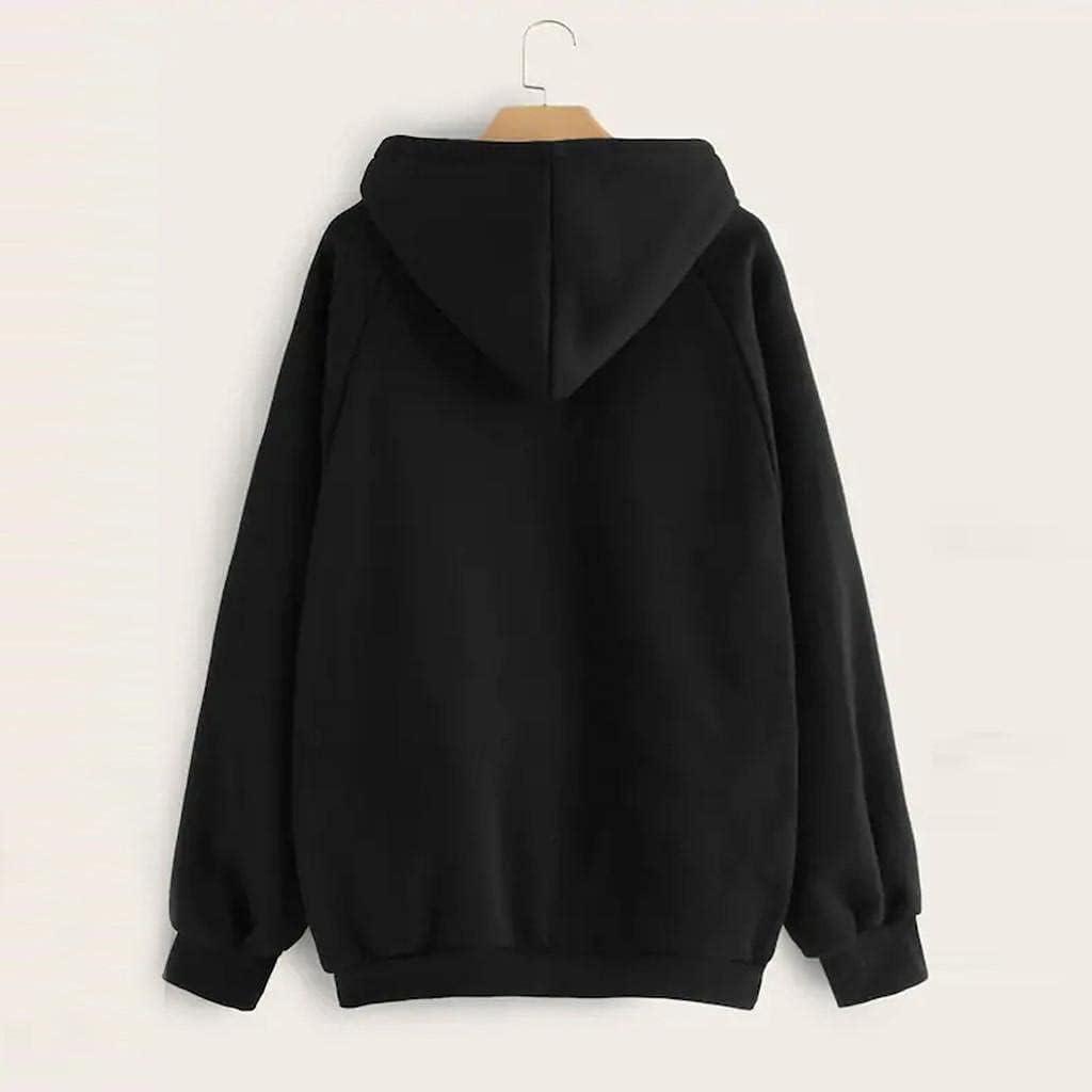 Sweatshirts for Women,Women Hoodies Teen Girls Butterfly Printed Sweatshirt Long Sleeve Casual Pullover Tops