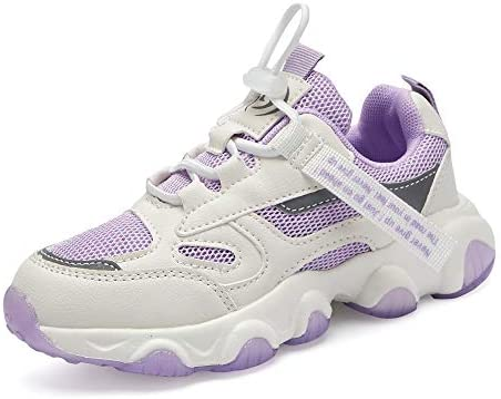 Hetios Boys/Girls Shoes Kids Boys Tennis Running...