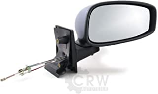 Mech. Außenspiegel Spiegel rechts für IDEA 01/04