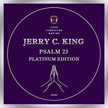 Psalm 23 Platinum Edition