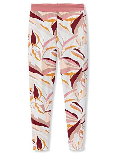 DAMEN Leggings rosy glow print XS