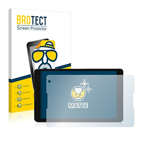 BROTECT 2X Entspiegelungs-Schutzfolie kompatibel mit Medion Lifetab P10506 (MD 60036) Displayschutz-Folie Matt, Anti-Reflex, Anti-Fingerprint