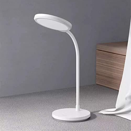 QFWM Lámpara de escritorio recargable LED de oficina con control táctil para protección de ojos