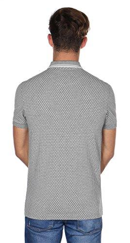 Fred Perry Geometric Print Pique Shirt, Polo - S