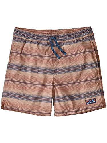 Patagonia Herren M's Stretch Wavefarer Volley Shorts-16 In. Kurze Hose, Rotation: milde Melone, 2XL