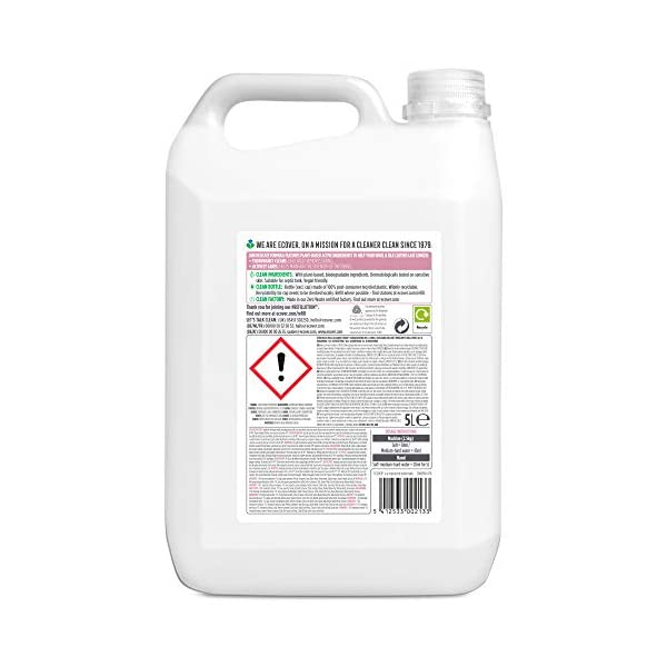 Ecover Delicate Laundry Liquid Waterlily & Honeydew Refill 110 Wash, 5L
