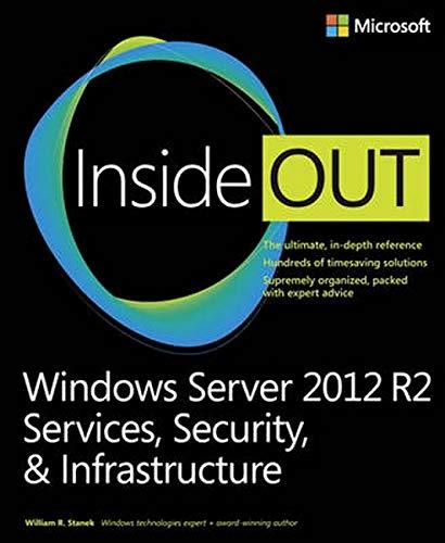 Stanek, W: Windows Server 2012 R2 Inside Out Volume 2