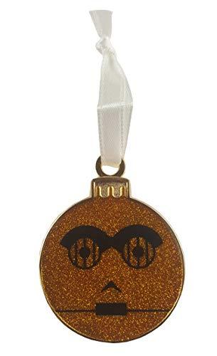 Disney Star Wars Set of 3 Droids Christmas Ornaments Pins