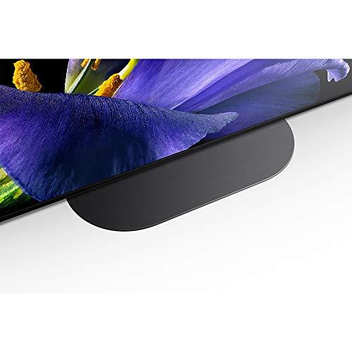 ソニー77V型有機ELテレビブラビアKJ-77A9G4Kチューナー内蔵AndroidTV機能搭載WorkswithAlexa対応2019年モデル