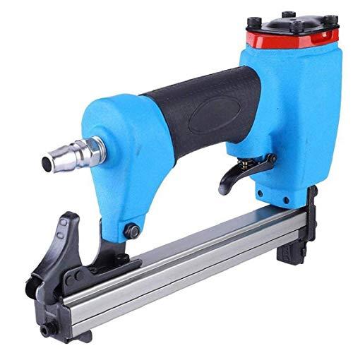 Aire Pin Clavadora Grapadora neumática 1013J 10-30mm clavo de la herramienta eléctrica para trabajar la madera Mueble de casa
