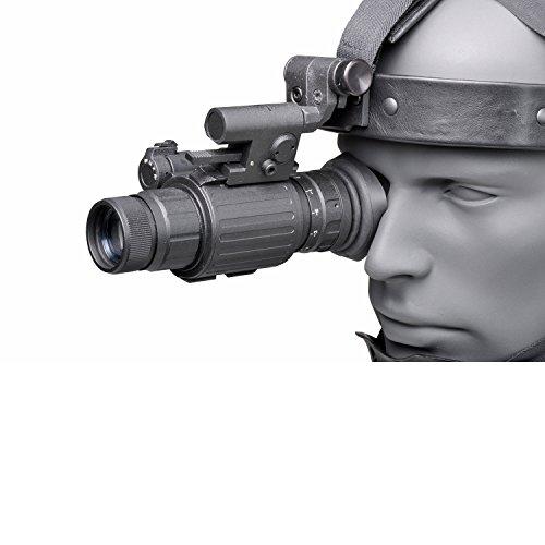 Luna Optics ln-HMS-m System Befestigung für Kopf für Monokular gen-2+ schwarz