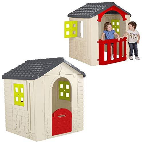 Feber- Wonder House Casetta da Gioco, Multicolore, 800012220
