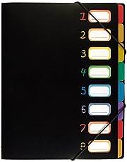 Viquel Rainbow Class Ordnermap, 8 posities