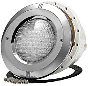 Aftertech Lampenfassung PAR56 Scheinwerfer Par 56 f/ür Pool Spa Pool Projektor f/ür Beton//Fliesen, vorne Edelstahl E1F1