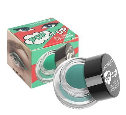 Misslyn Pop It Up Gel Liner & Eyeshadow Eyeliner N R. 22 - LOOK UP TO YOU 2,5 g