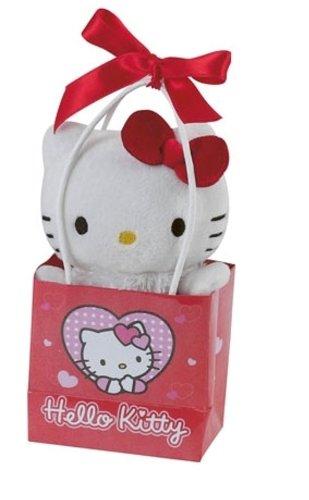 Augusta du Bay - 150908 - Hello Kitty - Saint Valentin - Noeud Rouge