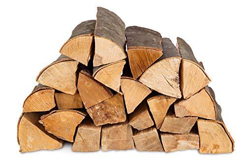 30kg Brennholz 100% Buche für Kaminofen, Ofen, Lagerfeuer, Feuerschalen, Opferschalen buchenholz kaminholz feuerholz Holz (30kg) (25 cm Holzscheide 30 kg)