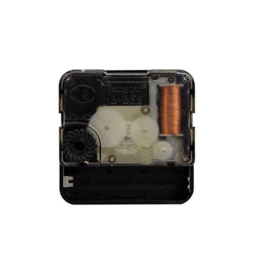Rosenice - Orologio da parete al quarzo, con meccanismo di movimento, funzionamento a batteria, ricambio fai da te