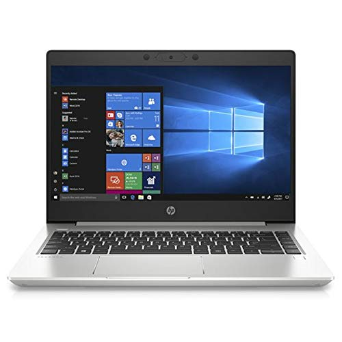 HP ProBook 440 G7 Notebook, Silver, Intel Core i5-10210U, 8GB RAM, 256GB SSD, 14' 1920x1080 FHD, HP 1 YR WTY, Italian Keyboard + EuroPC Warranty Assist, (Renewed)