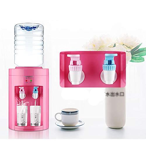 XZPZ Tragbare Mini-Power Drink Warme Und Kalte Wasser-Maschine Distributor Unterstützung Wasser-Zufuhr Warmwasserspeicher Getränk Outilrose