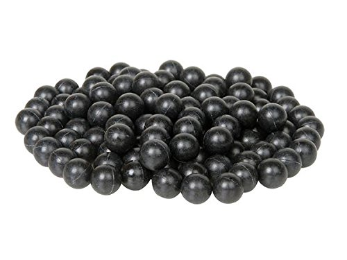 Umarex T4E Premium .43 Caliber Rubber Ball Ammo for Paintball Markers, 500 Count