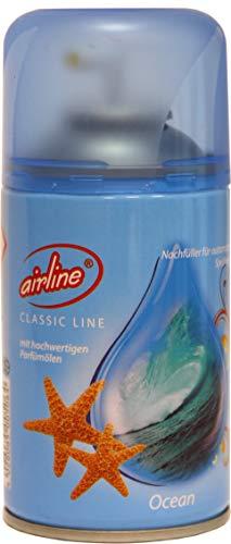Preisvergleich Produktbild Unbekannt Airline Duftspray Classic Line,  Weißblech