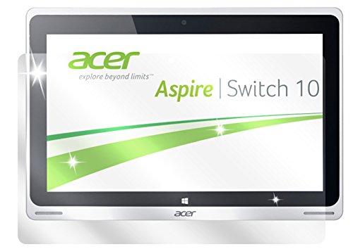 dipos I 2X Schutzfolie klar kompatibel mit Acer Aspire Switch 10 Folie Bildschirmschutzfolie