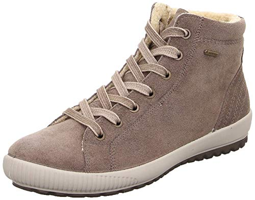 Legero Damen Tanaro Gore-Tex Hohe Sneaker, Braun (Bisonte (Braun) 38), 41 EU