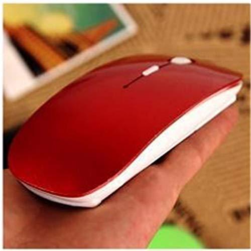 Fósforo 2.4G ratón inalámbrico regalo ultra delgado ratón inalámbrico