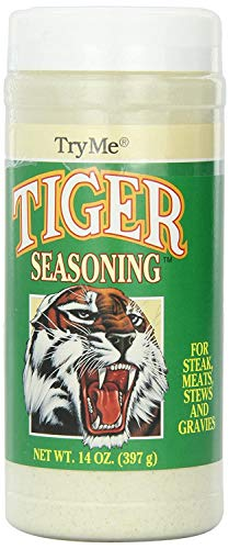 Try Me Tiger Seasoning, 14 Ounce (Pack of 12)