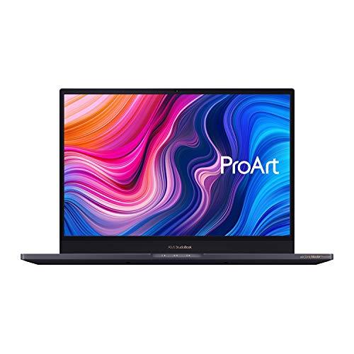 "ASUS ProArt StudioBook Pro 17 W700G1T-AV059 - Portátil 17"" WUXGA (Core i7-9750H, 32GB RAM, 1TB SSD, Quadro T1000 4GB, Sin Sistema Operativo) Gris Estrella - Teclado QWERTY español"