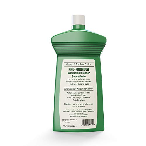 Windshield Washer Fluid - Ultra Concentrate