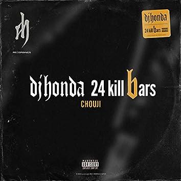 24 kill bars (REMIX) [feat. CHOUJI]