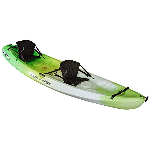 Features of the Ocean Kayak Malibu 2