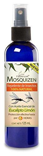Mosquizen - Repelente Natural Para Mosquitos 125 ml Auténtica Aromaterapia Florium