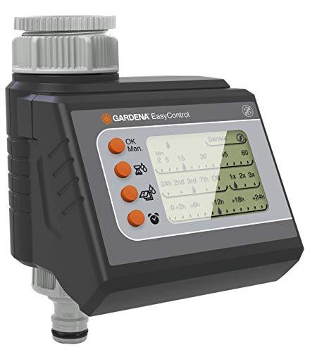 GARDENA Bewässerungscomputer EasyControl: Automatische...