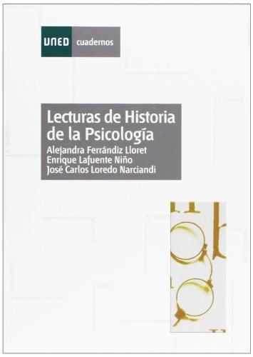 Lecturas de historia de la psicología (CUADERNOS UNED)
