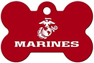 America's Armed Forces Collection Licensed Personalized Custom Engraved Pet ID Tags!