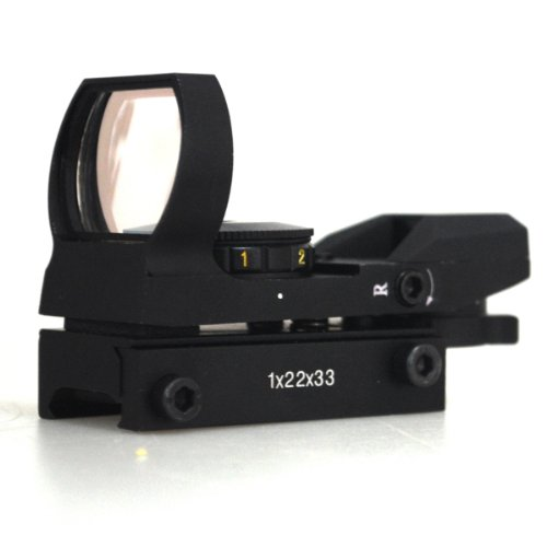 Minidiva 1x22x33 Luminous Dot Sight Target Sight Holographic 20mm Dot Sight